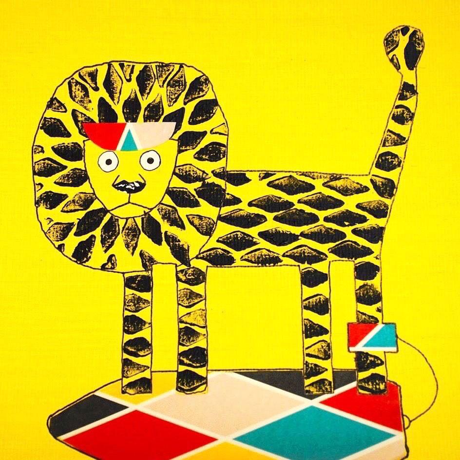Lion Illustration 1