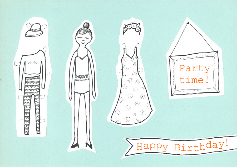 Party Time - Illustration