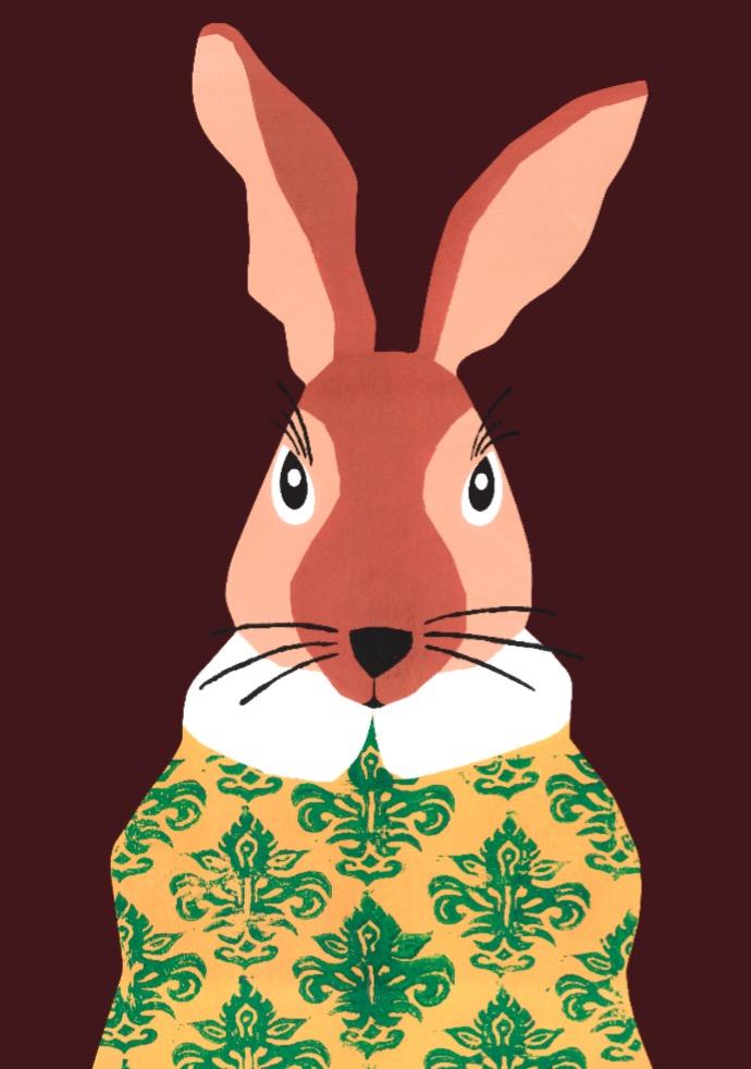 Rabbit - Jenkastudio